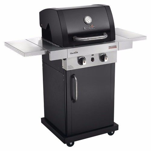 ГАЗОВЫЙ ГРИЛЬ CHAR-BROIL PROFESSIONAL 2017 BLACK 2B - фото 2