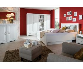 Коллекция TIROL WHITE BEDROOM
