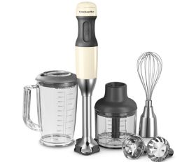Блендер KitchenAid 5KHB2571EAC, кремовый