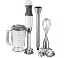 Блендер KitchenAid 5KHB2531EWH, белый