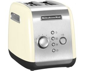 Тостер KitchenAid 5KMT221EAC, кремовый
