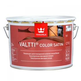 TIKKURILA VALTTI COLOR SATIN, ЕС 9л
